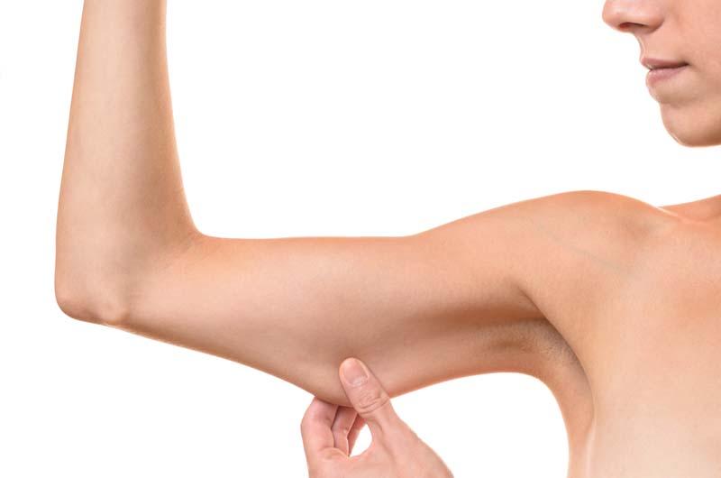 Kleinkind herpes am arm