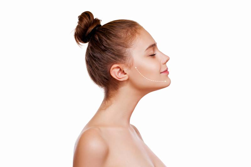 Sagging Neck Dermatology Plastic Surgery In Palm Desert Ca